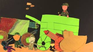 Why Remember? Children's First World War Remembrance Animation (Pakeman Primary School)
