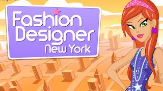 Fashion Designer New York Full Gameplay Walkthrough