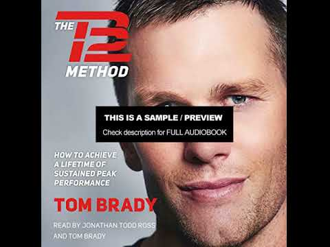 The TB12 Method - Audiobook - How to Achieve a Lifetime of Sustained Peak Performance ... Mp3
