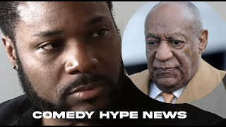 Malcolm-Jamal Warner Speaks Out & Defends Bill Cosby's Legacy
