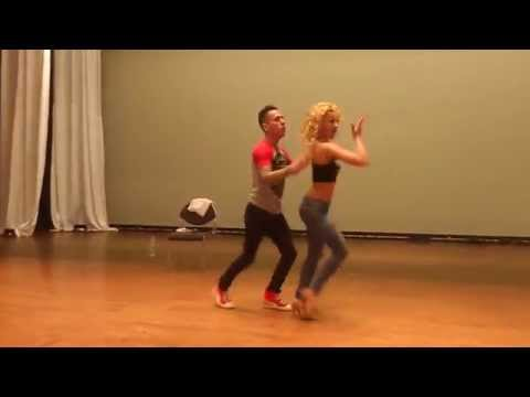 Johnny Vazquez, Salsa Advanced, Partner Work, 20140727