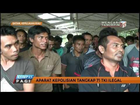 Polisi Tangkap 71 TKI Ilegal di Malaysia Mp3