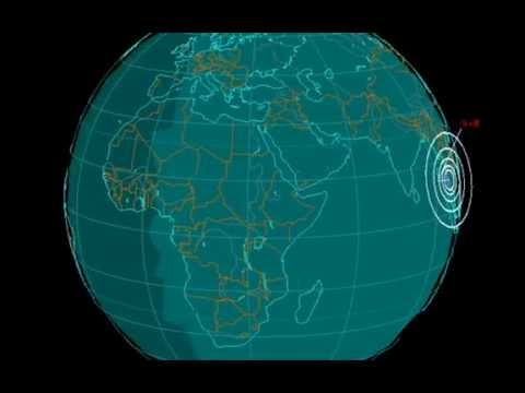 EQ3D ALERT: 9/14/16 - 5.0 magnitude earthquake in the Bay of Bengal