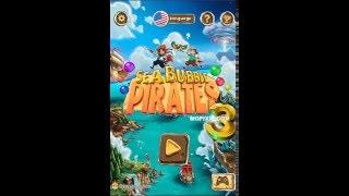 SEA BUBBLE PIRATES 3 | BUBBLE SHOOTER GAMES FOR KIDS | MOPIXIE.COM