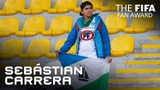 Sebastián Carrera - FIFA Fan Award 2018 - NOMINEE