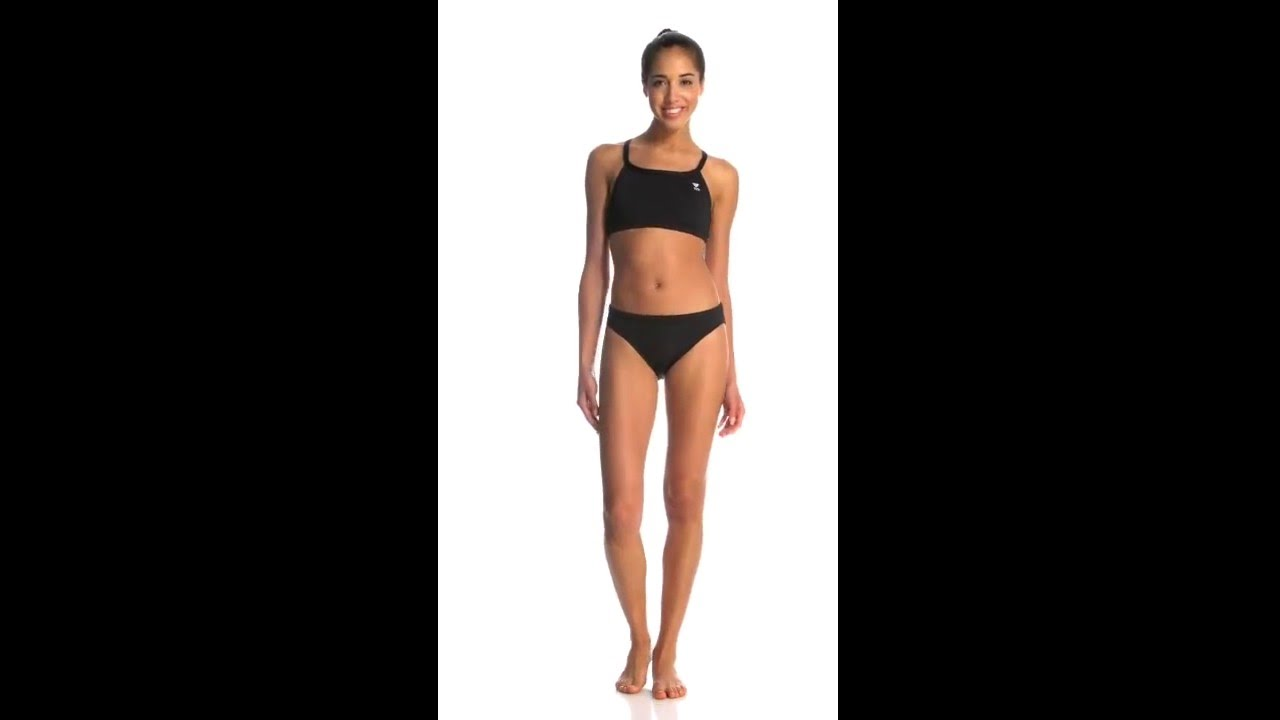 Tyr Diamondback Workout Bikini