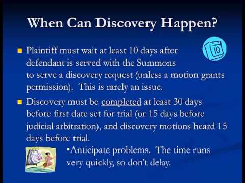 duction to Discovery: Part 1: duction
