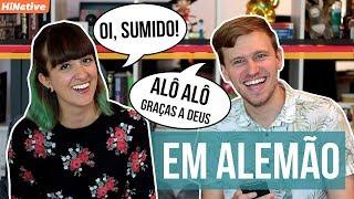 SUAS FRASES EM ALEMÃO - Alemanizando
