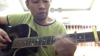Phía sau một cô gái - Guitar playalong