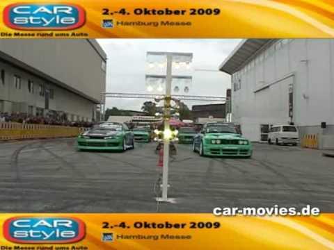 Carstyle Hamburg 2009 offizielles Video car-movies.de