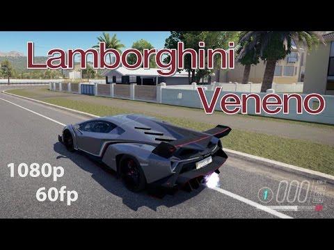 FH3 - $4.5 Million Lamborghini Veneno Gameplay [pc] [1080p60fps]