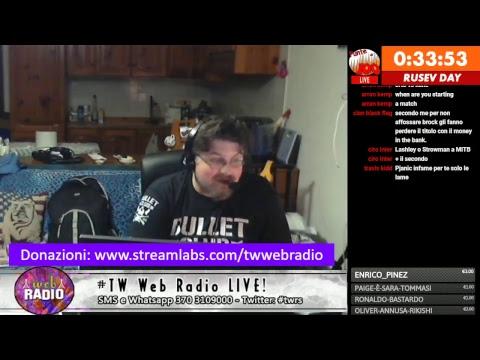 TW Web Radio LIVE - WWE Monday Night Raw Post-Show 01/05/2018