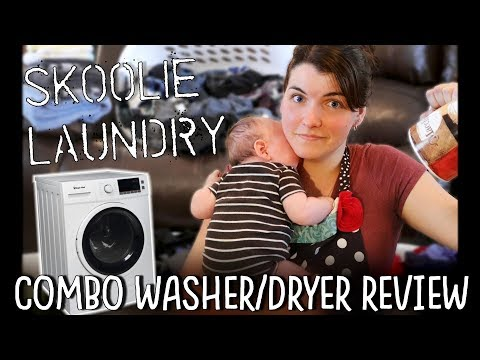 skoolie-laundry-time!-|-washer/dryer-combo-test-and-review!-w/power-consumption-test