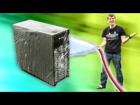 Water & Dust Resistant PC Case - WHO NEEDS THIS??