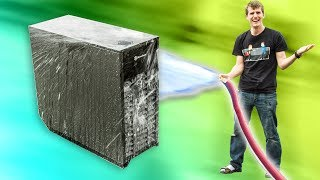 Download Water & Dust Resistant PC Case - WHO NEEDS THIS?? Mp3 and Videos