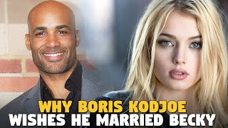 Why Boris Kudjoe Wishes He Would Have Married