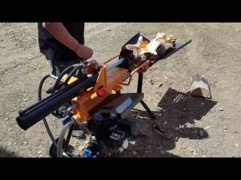 Range Road RR120 12 Ton Hydraulic Log Splitter