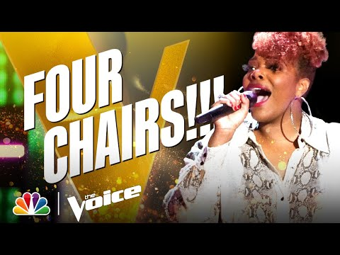 """Gymani Kills It, Singing Ariana Grande's """"pov"""" in Front of Ariana 
