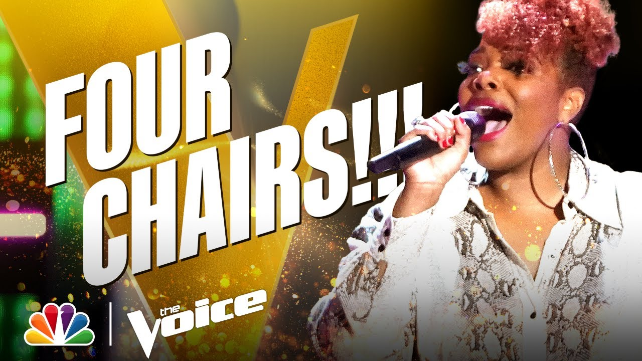 """Download Gymani Kills It, Singing Ariana Grande's """"pov"""" in Front of Ariana 