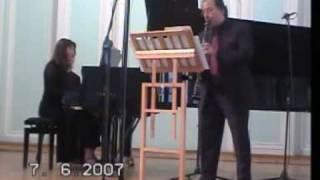 Neidich Gorokholinskaya Faure Sonata No1 2nd mov.