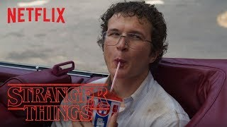 Alexei Living His American Dream | Stranger Things