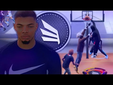 the most OVERPOWERED BUILD on NBA 2K20! SPEEDBOOSTING SHARPSHOOTER w/ CONTACT DUNKS! BEST PG BUILD