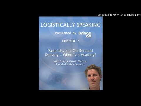 Logistically Speaking Episode 2