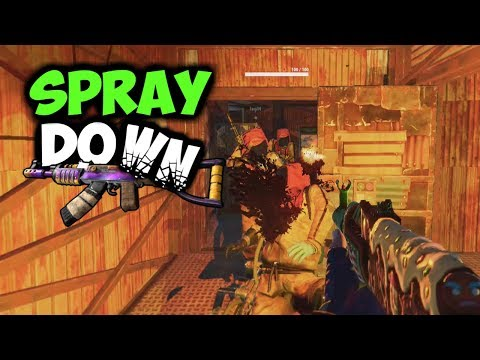 Rust - Spray down thumbnail