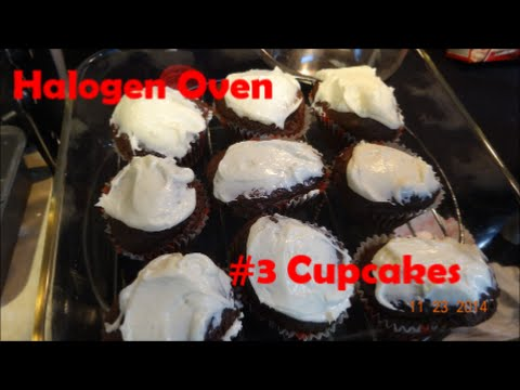 Cupcakes In A Halogen Oven #3 - DearMamaSal