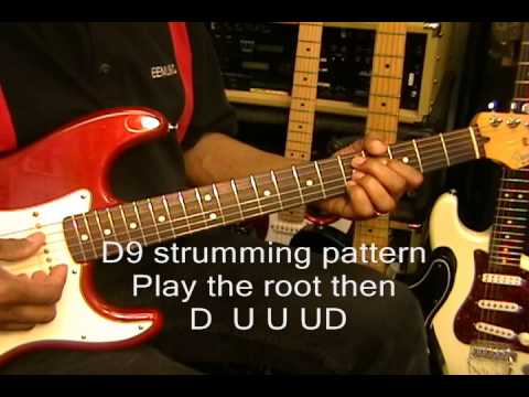 How To Play LET'S STAY TOGETHER Al Green R&B Guitar Lesson How To Play Tutorial