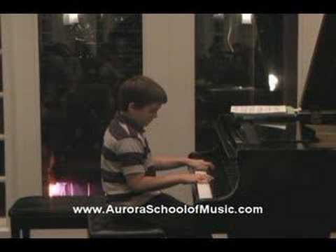 Tyler Flynn plays Piano (Unedited)
