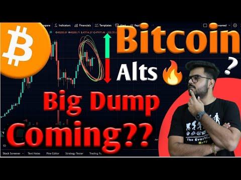 Market Dump Possible Now?? AltCoin Season Coming ✅A Big Crypto News | Bitcoin Analysis Today🔥