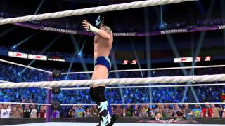 WWE 2K15 My Career Mode Ending