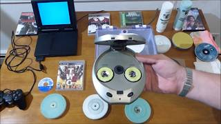 Обзор моей JFJ Easy Pro Машина для Полировки Поцарапанных CD DVD  Blu-ray дисков