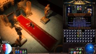 Path of Exile 0.11.1 Shavronne