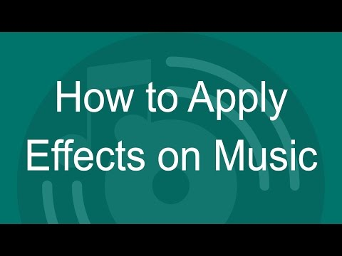 How to Apply Effects on Music in DJ Music Mixer