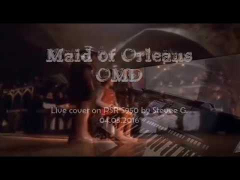 OMD - Maid of Orleans (The Waltz Joan of Arc) - PSR S950