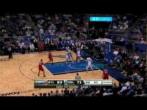 Magic vs Hawks Game 1 Recap - First Round NBA Playoffs 2011