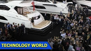Electricity Generating Shoes | London Boat Show | Technology World | Ep 27