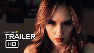 THE NANNY IS WATCHING Official Trailer (2018) Thriller Movie HD