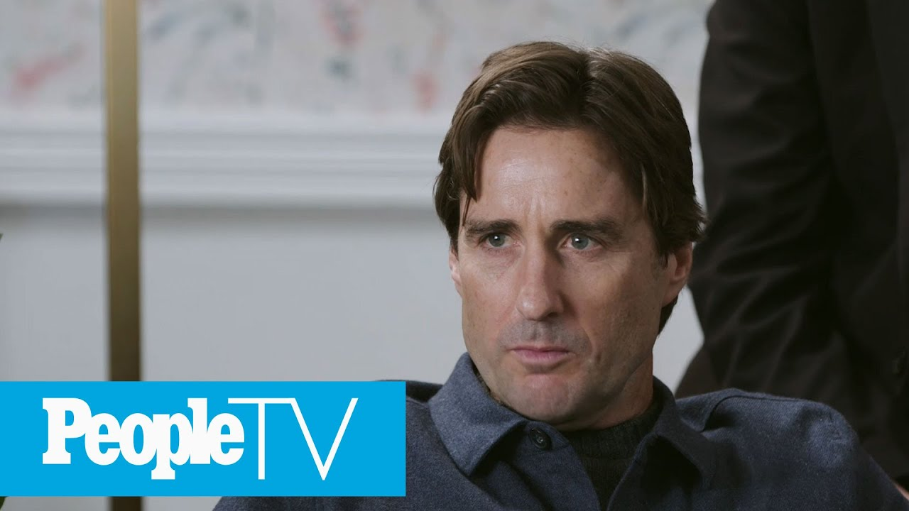 Luke Wilson On Playing A Priest In 'Guest Of Honour'
