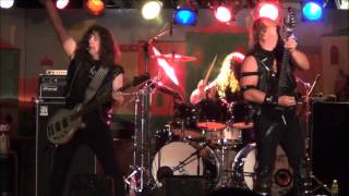 Raven - Rock Until You Drop Live @ Muskelrock 2012