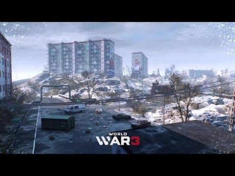 World War 3 - Полярный | GTX 1080Ti