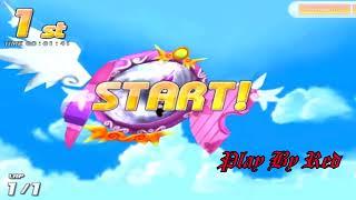 桃太郎 Peach boy 1'33''98 / Angry Lizard 1'39 (old patch/10 speed)