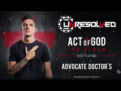 Unresolved - Advocate Doctor's | ACT OF GOD ALBUM