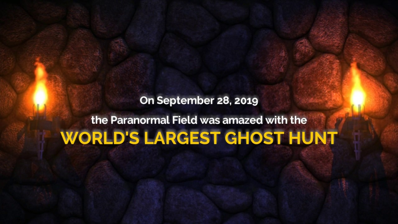History in the Ghost Hunting World to be introduced on NBC's Today Show on Halloween 2019!
