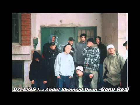 Da-Ligs feat Abdul shamsid-deen-Bonu Real [albumi ...