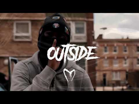 "Brooklyn x UK Drill Trap Type Beat ""OUTSIDE"" 