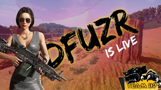 Gambar cover PUBG Mobile Gameplay | Solo Rank push | DFUZR is Live