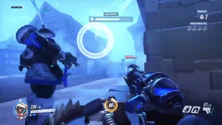 Overwatch [competitive road to platinum] thumbnail